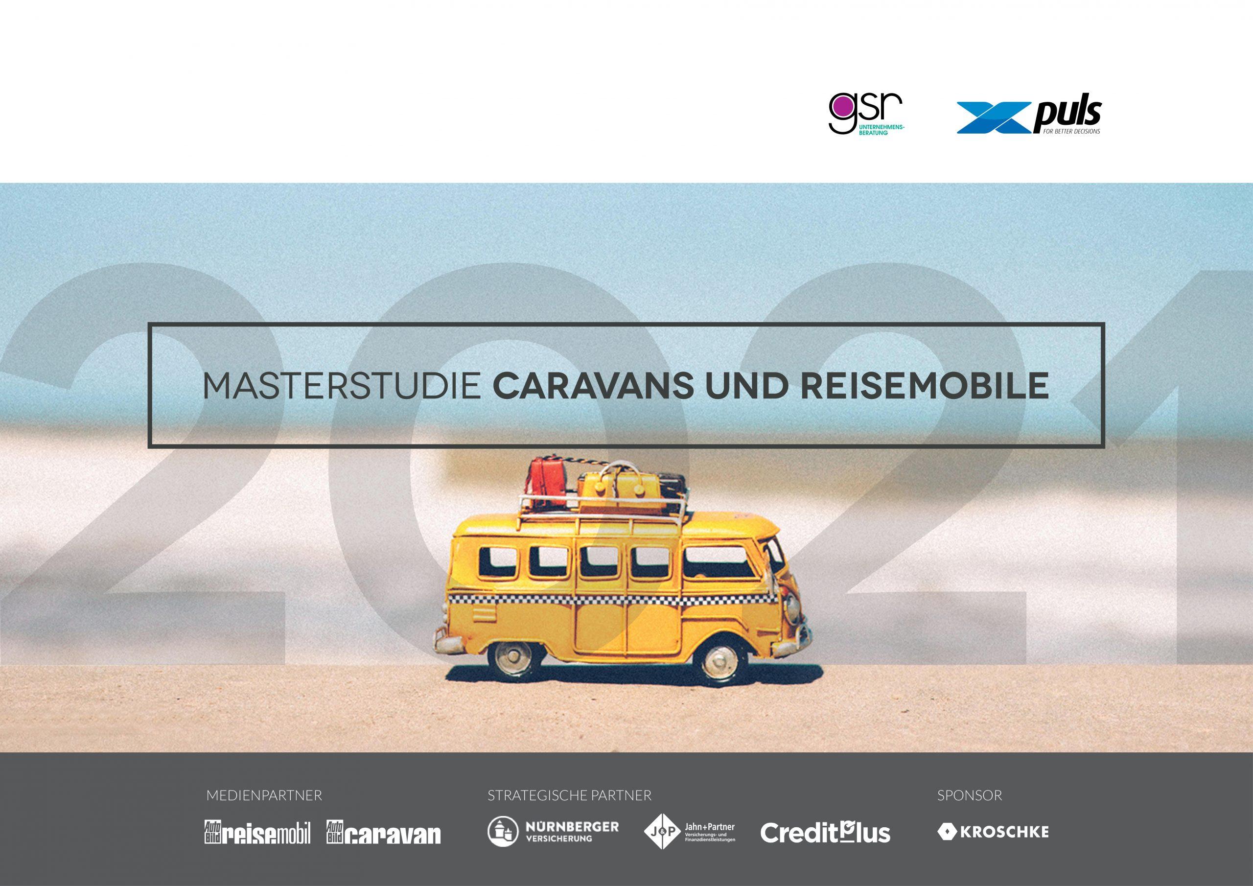 Masterstudie Caravans und Reisemobile